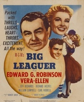 Big Leaguer movie poster (1953) picture MOV_ccd8b4af