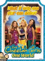 The Cheetah Girls: One World movie poster (2008) picture MOV_ccd93b48