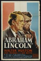 Abraham Lincoln movie poster (1930) picture MOV_ccdd8bb2