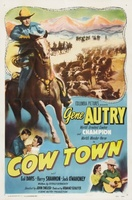 Cow Town movie poster (1950) picture MOV_ccddf622