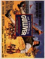 The 3 Worlds of Gulliver movie poster (1960) picture MOV_ccdfe058