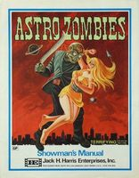 The Astro-Zombies movie poster (1969) picture MOV_cce4f4a0