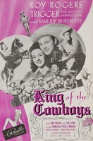 King of the Cowboys movie poster (1943) picture MOV_cce65e28