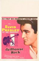 Jailhouse Rock movie poster (1957) picture MOV_cce9a202