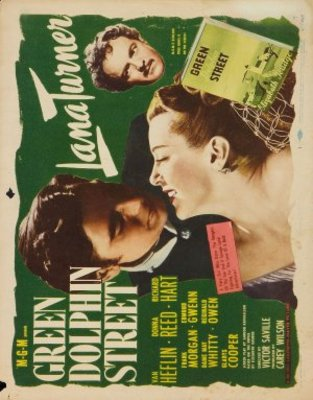 Green Dolphin Street movie poster (1947) poster MOV_ccef5612