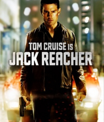 Jack Reacher movie poster (2012) poster MOV_ccf014d9