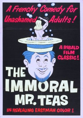 The Immoral Mr. Teas movie poster (1959) poster MOV_ccf0eb4c