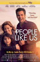 People Like Us movie poster (2012) picture MOV_ccf44259