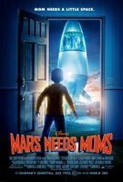 Mars Needs Moms! movie poster (2011) picture MOV_ccf6206c