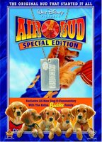 Air Bud movie poster (1997) picture MOV_cd03d7c7