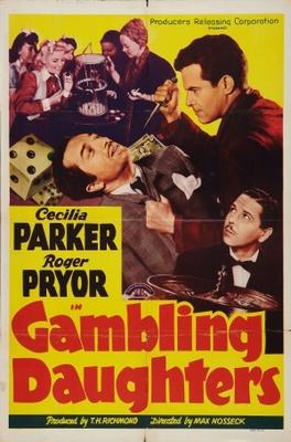 Gambling Daughters movie poster (1941) poster MOV_cd03d966
