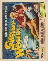 Swamp Women movie poster (1955) picture MOV_cd063c98
