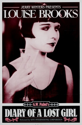 Diary of a Lost Girl movie poster (1929) poster MOV_cd079798