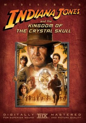 Indiana Jones and the Kingdom of the Crystal Skull movie poster (2008) poster MOV_cd0a0c30