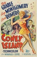 Coney Island movie poster (1943) picture MOV_cd0ba702