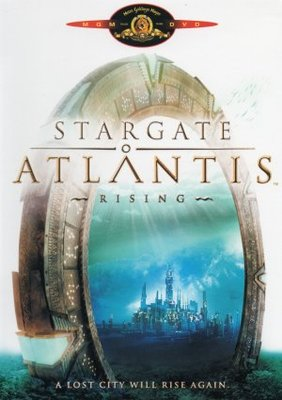 Stargate: Atlantis movie poster (2004) poster MOV_cd129f37