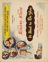 It Had to Be You movie poster (1947) picture MOV_cd198f26