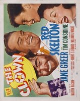 The Clown movie poster (1953) picture MOV_cd212806