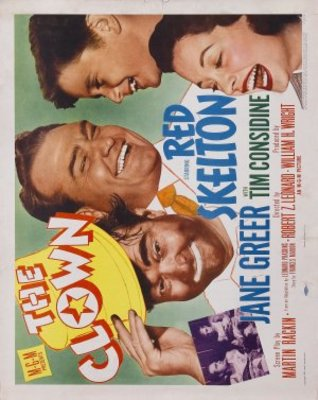 The Clown movie poster (1953) poster MOV_cd212806