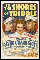 To the Shores of Tripoli movie poster (1942) picture MOV_cd221cdc
