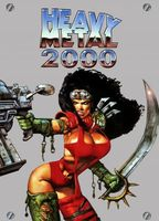 Heavy Metal 2000 movie poster (2000) picture MOV_cd28a071