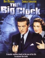 The Big Clock movie poster (1948) picture MOV_cd2a232c
