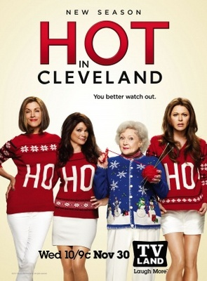 Hot in Cleveland movie poster (2010) poster MOV_cd2d0f4b