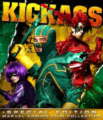 Kick-Ass movie poster (2010) poster MOV_cd2f6232
