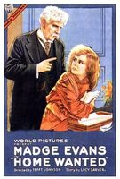 Home Wanted movie poster (1919) picture MOV_cd34695f
