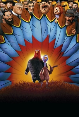 Free Birds movie poster (2013) poster MOV_cd3e86fc