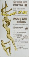 Trapeze movie poster (1956) picture MOV_cd46ad06