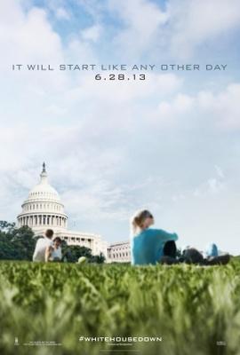 White House Down movie poster (2013) poster MOV_cd4f3b1b
