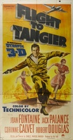Flight to Tangier movie poster (1953) picture MOV_cd4ff9e4