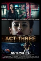 Act Three Short Film movie poster (2012) picture MOV_cd566c99