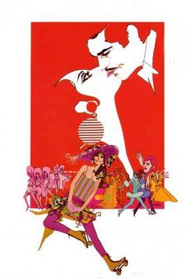Funny Girl movie poster (1968) poster MOV_cd598550