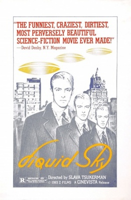 Liquid Sky movie poster (1982) poster MOV_cd5ae1fd