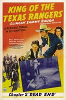 King of the Texas Rangers movie poster (1941) picture MOV_cd5c15b6