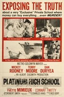 Platinum High School movie poster (1960) picture MOV_cd65298b