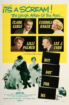 But Not for Me movie poster (1959) poster MOV_cd6630cb