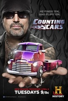 Counting Cars movie poster (2012) picture MOV_cd6daec9