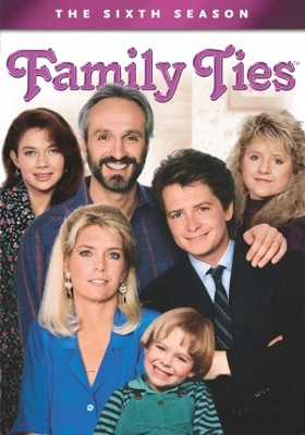 Family Ties movie poster (1982) poster MOV_cd709dca