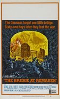 The Bridge at Remagen movie poster (1969) picture MOV_cd79219c