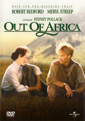 Out of Africa movie poster (1985) poster MOV_cd81131e