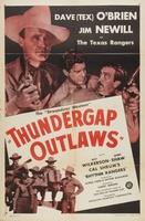 Bad Men of Thunder Gap movie poster (1943) picture MOV_cd83514d