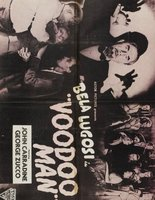 Voodoo Man movie poster (1944) picture MOV_cd873247