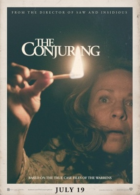 The Conjuring movie poster (2013) poster MOV_cd897023