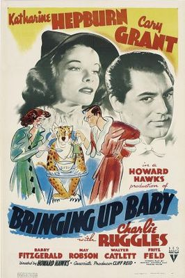 Bringing Up Baby movie poster (1938) poster MOV_cd8ce5aa