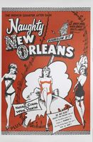 Naughty New Orleans movie poster (1954) picture MOV_cd8e7b94