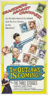 The Outlaws Is Coming movie poster (1965) poster MOV_cd975f63