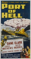 Port of Hell movie poster (1954) picture MOV_cd982a0b